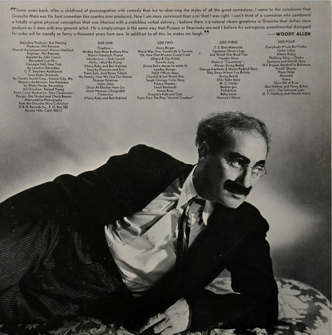 Groucho Marx / An Evening With Groucho