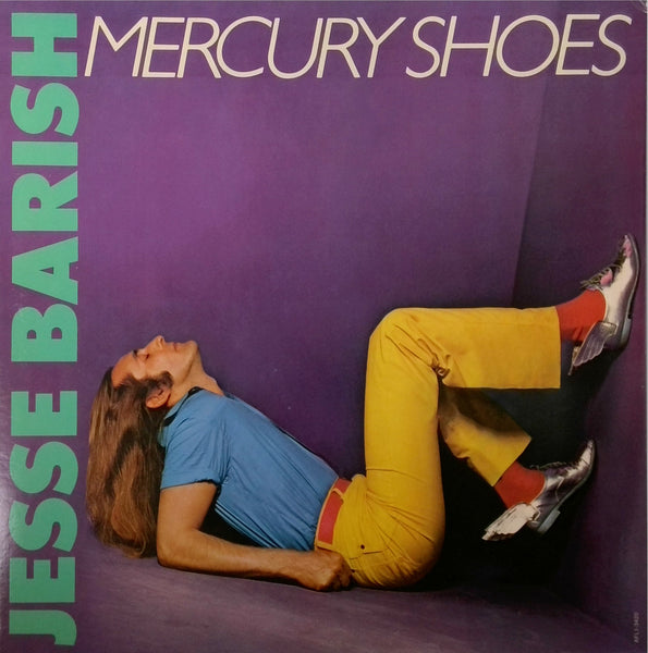 Jesse Barish <BR>Mercury Shoes