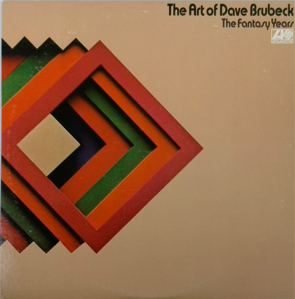 The Art Of Dave Brubeck <BR>The Fantasy Years