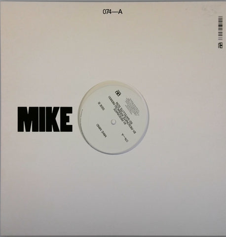 Mike Mind / Resonate Part 1 (White Vinyl)