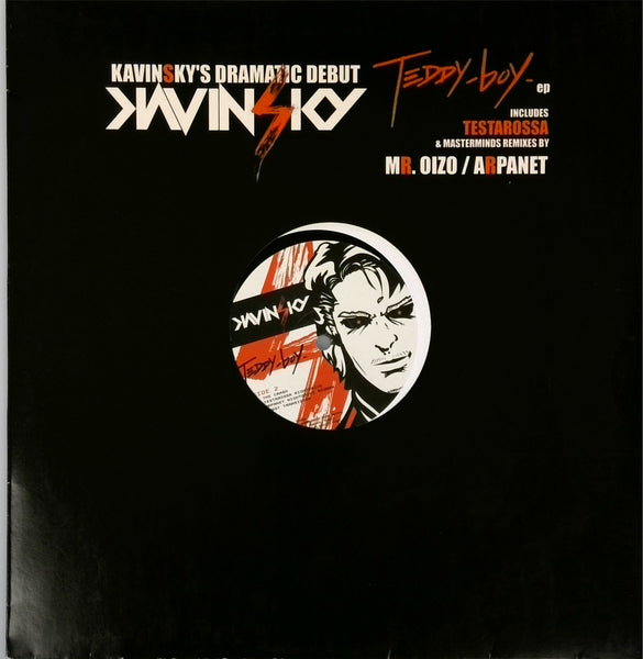 Kavinsky (Mr. Oizo)<BR>Teddy Boy EP