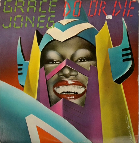 Grace Jones <br>Do or Die 12""