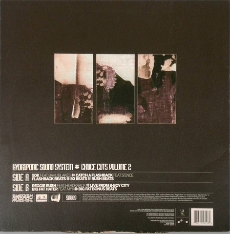 Hydroponic Sound System / Choice Cuts Vol. 2