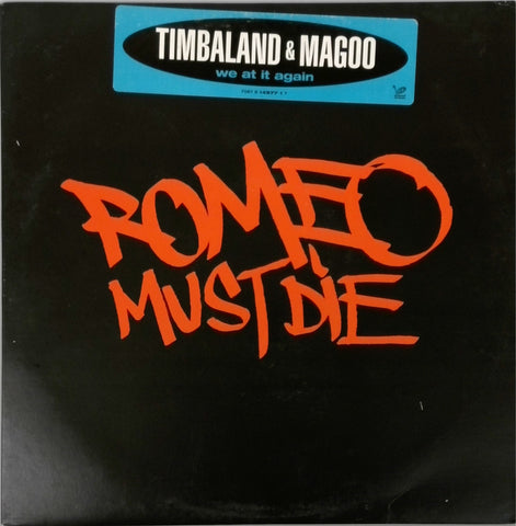 Timbaland and Magoo / We At It Again