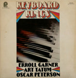 Oscar Peterson, Erroll Garner, Art Tatum <BR>Keyboard Kings