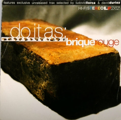 Various ‎– Do It As Brique Rouge
