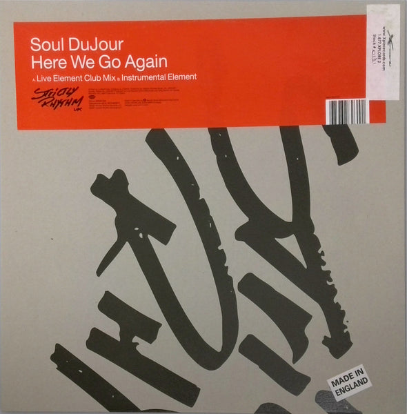 Soul DuJour / Here We Go Again
