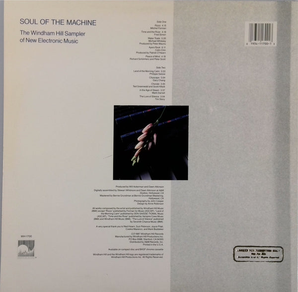 Various Soul Of The Machine (The Windham Hill Sampler Of New Electronic Music)