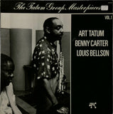 Art Tatum <BR>Benny Carter <BR>Louis Bellson <BR>The Tatum Group Masterpieces Vol. 1