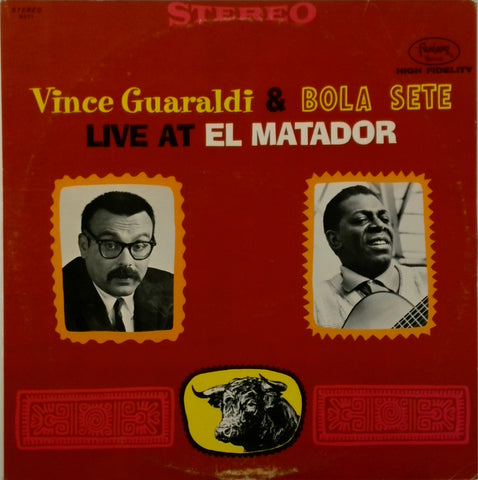 Vince Guaraldi & Bola Sete / Live At El Matador