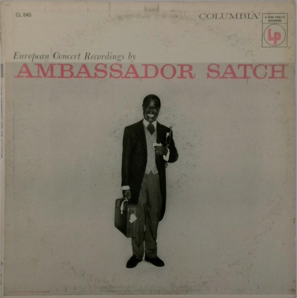 Louis Armstrong And His All-Stars <BR>Ambassador Satch