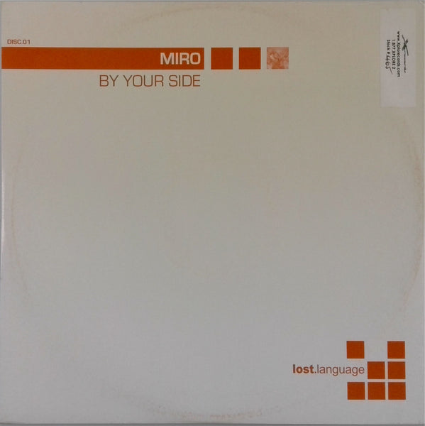 Miro  <BR>By Your Side (disc 1)