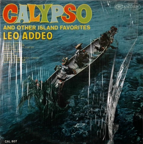 Leo Addeo <BR>Calypso And Other Island Favorites
