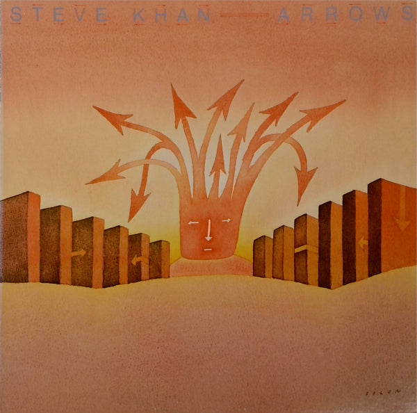 Steve Khan <BR>Arrows