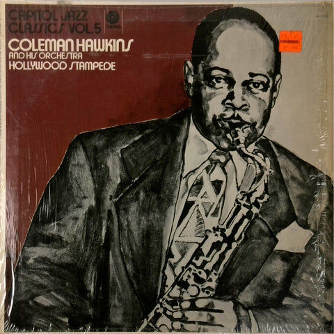 Coleman Hawkins and his Orchestra Hollywood Stempede / Classics Vol. 5