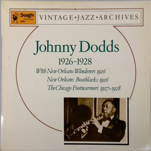 Johnny Dodds / 1926 - 1928