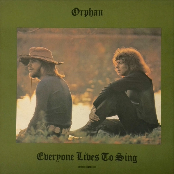 Orphan <BR>Everyone Lives To Sing