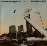 James Montgomery Band <BR>First Time Out