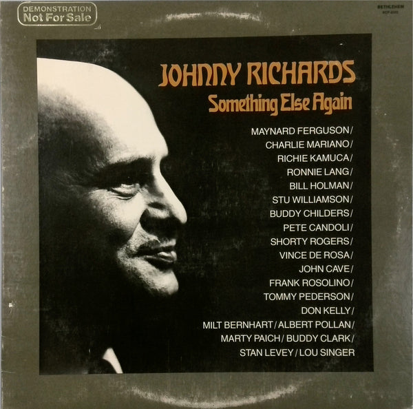 Johnny Richards <BR>Something Else Again