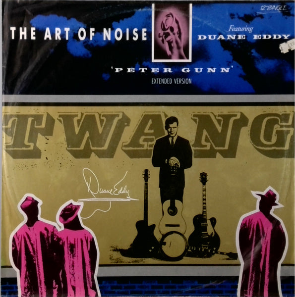 The Art of Noise Ft. Duane Eddy <BR>Peter Gunn (LTD. Special Edition)