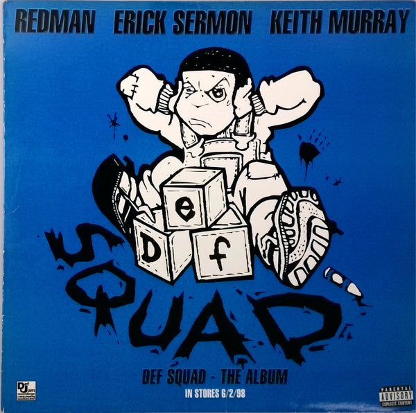 Def Squad <BR>Countdown/The Game