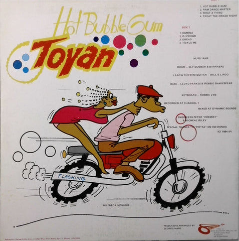 Toyan / Hot Bubble Gum