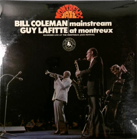 Bill Coleman, Guy Lafitte / Mainstream At Montreux