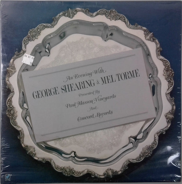 George Shearing and Mel Torme <BR>An Evening With