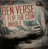 Ben Verse <BR>Flip The Coin / Inhale