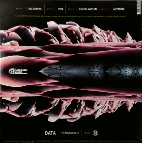 Data / The Prologue EP