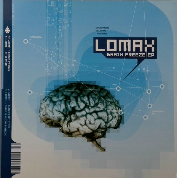Lomax  <BR>Brain Freeze EP