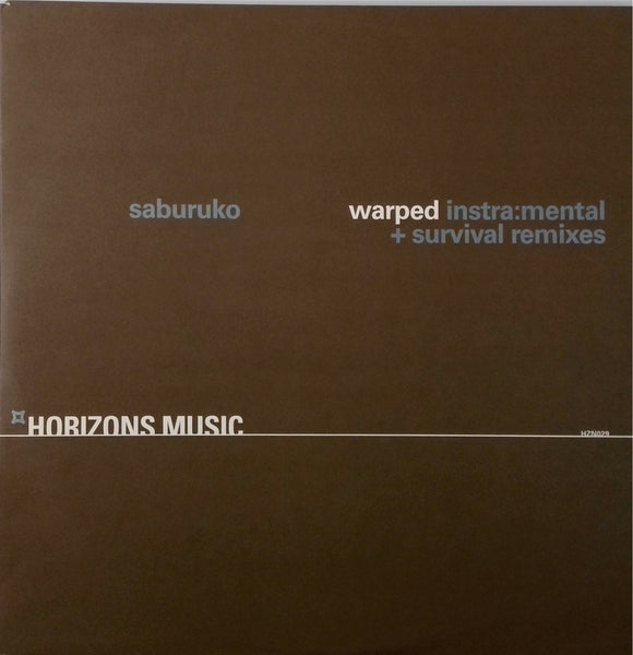 Saburuko / Warped (Instra:mental and Survival Remixes)
