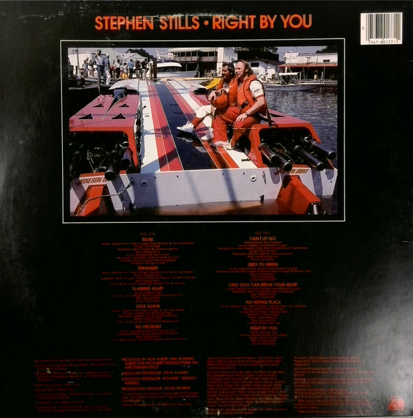Steven Stills / Right By You