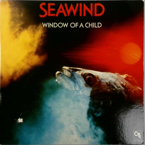 Seawind <BR>Window of a Child