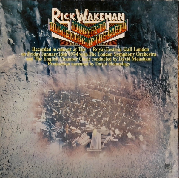 Rick Wakeman <BR>Journey to the Centre of the Earth
