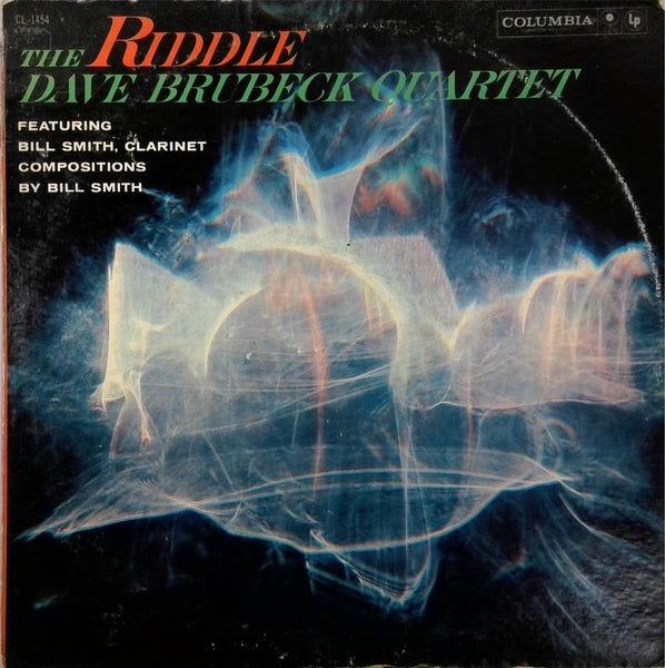 THE DAVE BRUBECK QUARTET <BR>RIDDLE