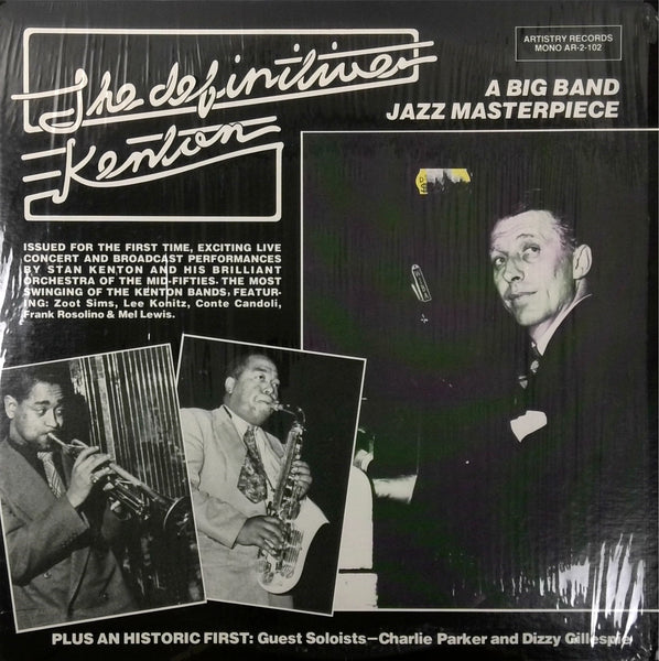 STAN KENTON <BR>THE DEFINITIVE KENTON