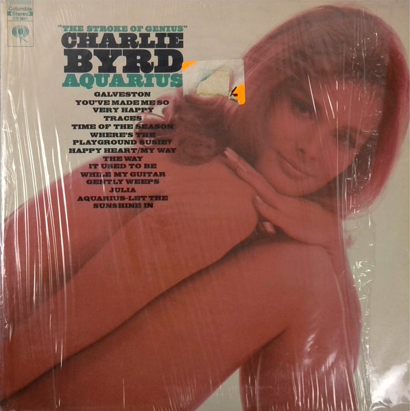 CHARLIE BYRD <BR>AQUARIUS
