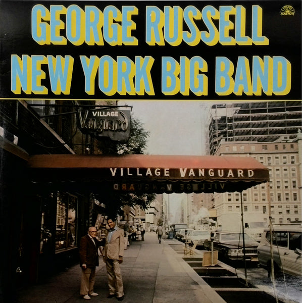 GEORGE RUSSELL <BR>NEW YORK BIG BAND