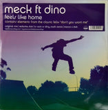 MECK FT. DINO  <BR>FEELS LIKE HOME