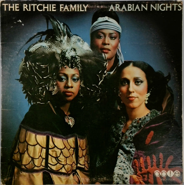 THE RITCHIE FAMILY <BR>ARABIAN NIGHTS
