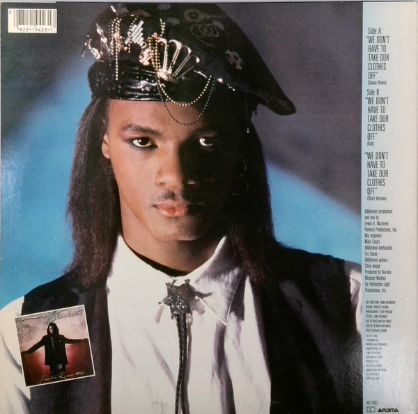 JERMAINE STEWART <BR>WE DON'T HAVE TO TAKE OUR CLOTHES OFF