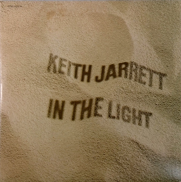KEITH JARRETT <BR>IN THE LIGHT