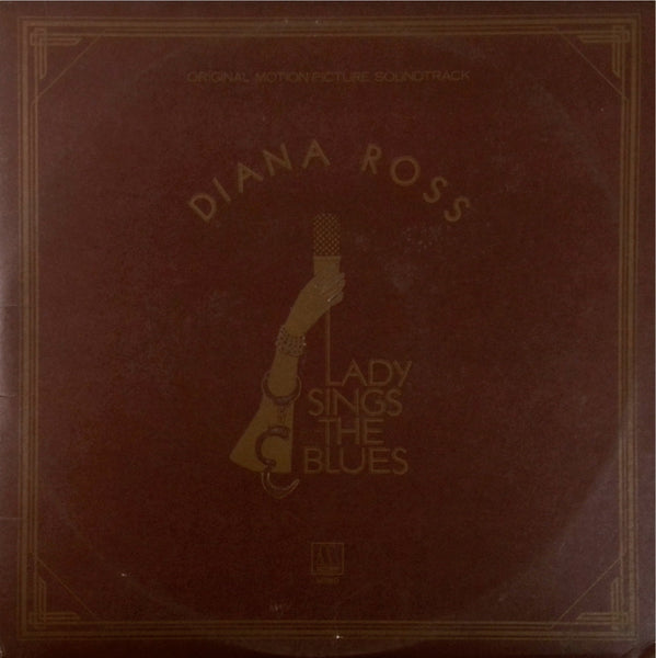 DIANA ROSS <BR>LADY SINGS THE BLUES