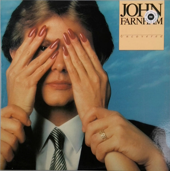 JOHN FARNHAM <BR>UNCOVERED