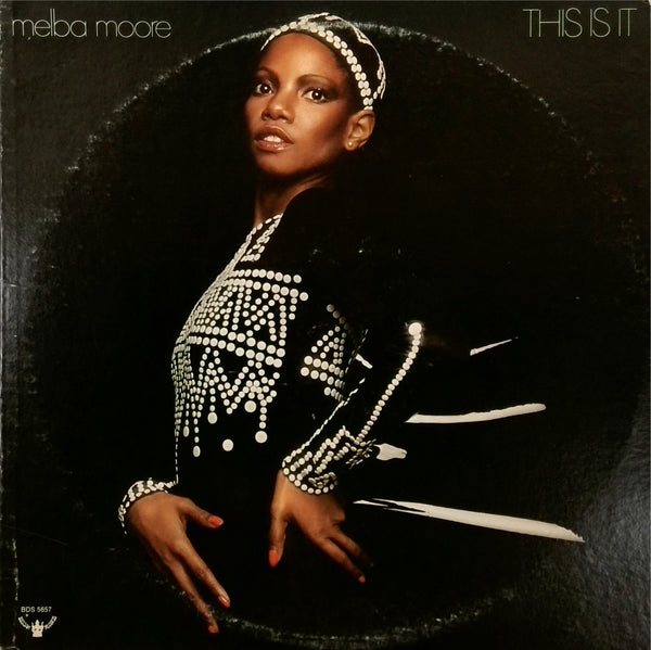MELBA MOORE <BR>THIS IS IT