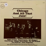 Various <BR>CHICAGO AND ALL THAT JAZZ!