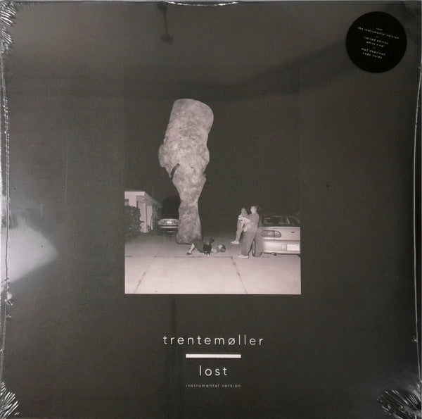 TRENTEMOLLER  <BR>LOST (THE INSTRUMENTAL VERSION)