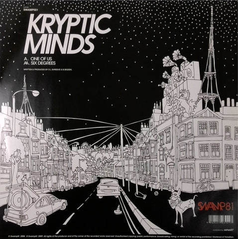 KRYPTIC MINDS - ONE OF US / SIX DEGREES