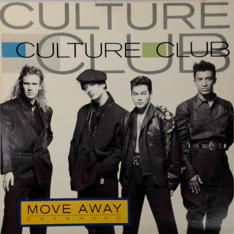 CULTURE CLUB <BR>MOVE AWAY (EXTENDED REMIX)